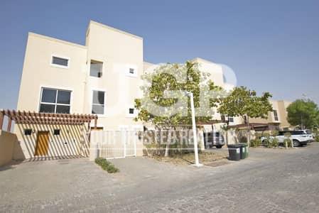 4 Bedroom Villa for Sale in Al Raha Gardens, Abu Dhabi - Prime Loc. 4BR Villa with Private Garden
