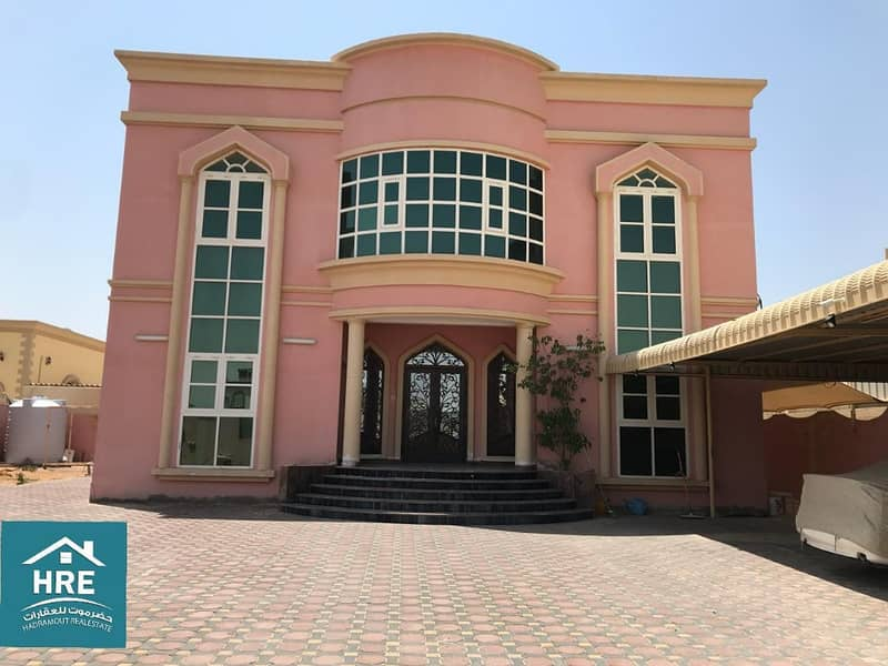 Villa for Rent in Al-Raqayeb Ajman