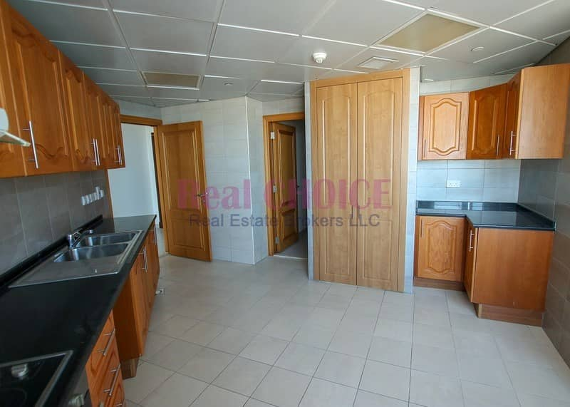 2 High Floor|1BR Plus Maids Room|Closed Kitchen