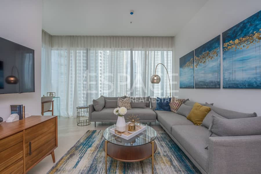 2 Best Price | High Floor | Marina View