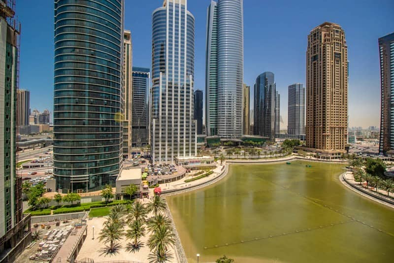 Lake view | Vacant studio | Lake View JLT