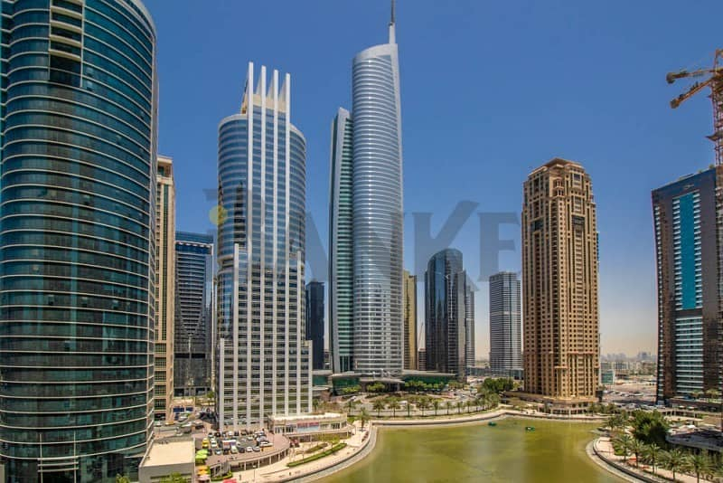 15 Lake view | Vacant studio | Lake View JLT