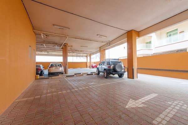 11 Studio | Central Gas System| Central Split A/C | Al Warqaa