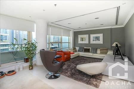 2 Bedroom Apartment for Sale in Dubai Marina, Dubai - 2 Bed / Duplex  / Stunning Marina Views
