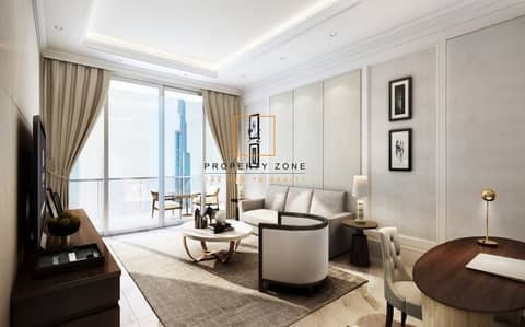 2 Bedroom Hotel Apartment for Sale in Downtown Dubai, Dubai - Prime Unit Selling Price is Below Original Price in Address Fountain Views 2