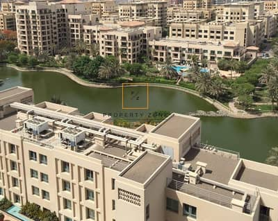 1 Bedroom Apartment for Rent in The Views, Dubai - Canal  &  Community View I One Bed I Vacant