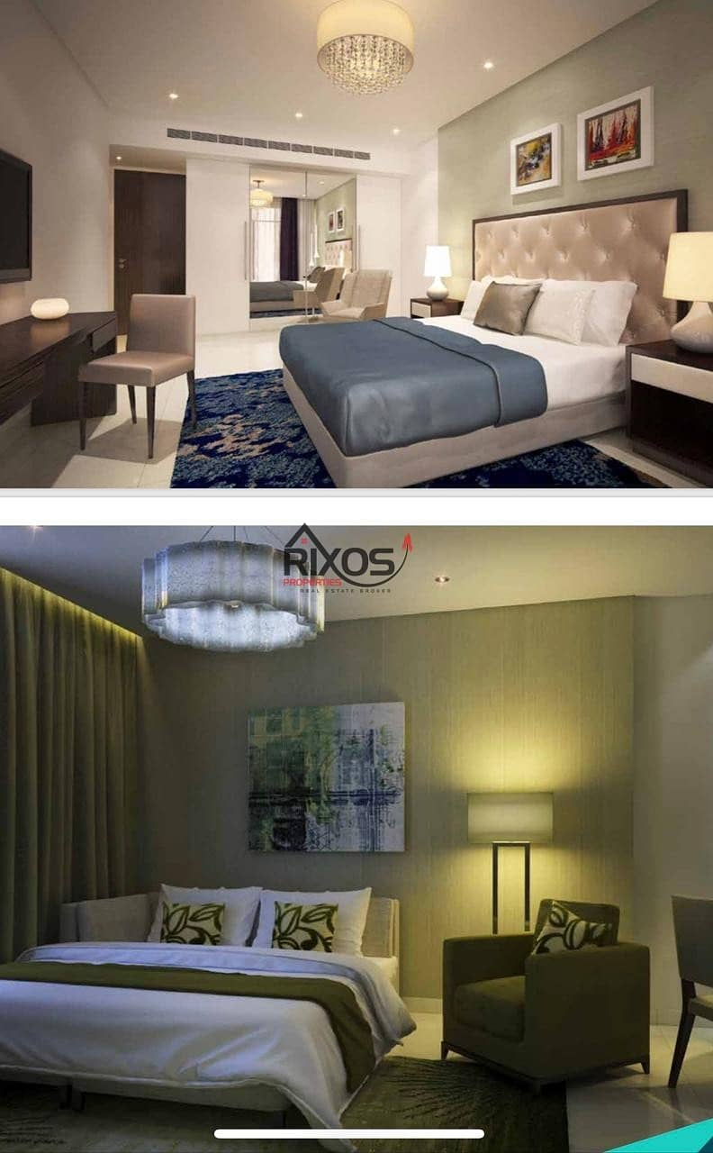 Best Offer Ready To Move Studio Apartment For With Easy Payment Plan