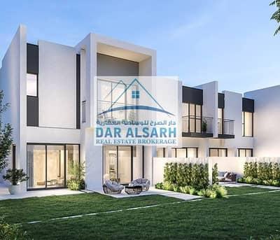 3 Bedroom Villa for Sale in Dubailand, Dubai - Own a villa in Dubai Square and pay 1% monthly