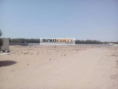 ارض سكنية  للبيع في الجرف، عجمان - Freehold Land For Sale in Ajman Al Jurf 1 for UAE Nationals.