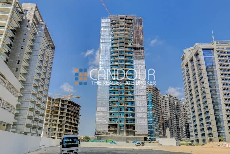 Ready in Q2 2019   40% On Handover   2 Bed Duplex