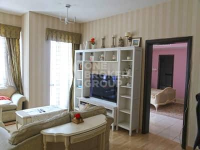 فلیٹ 2 غرفة نوم للايجار في دبي مارينا، دبي - Furnished