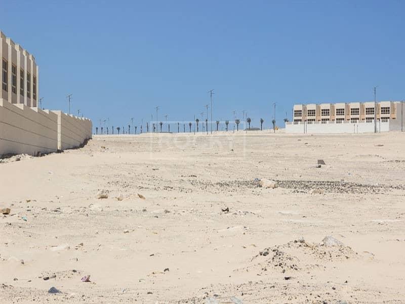 G+1 | Residential Villa Plot | Al Furjan