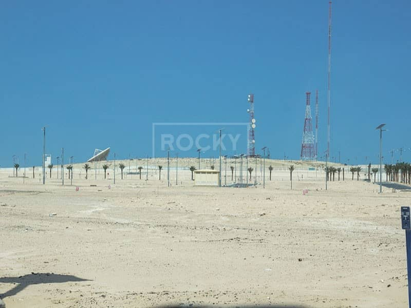 10 G+1 | Residential Villa Plot | Al Furjan