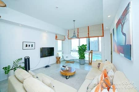 3 Bedroom Apartment for Sale in Palm Jumeirah, Dubai - 3 Beds | High Floor | Marina Views | Vacant
