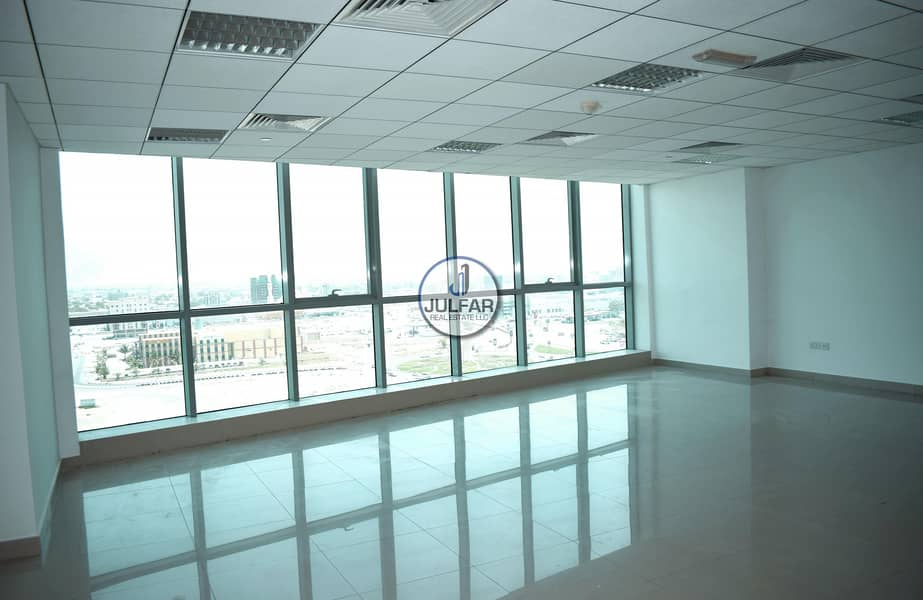 2 Sea View | Great Office | FOR Sale in Julphar Tower