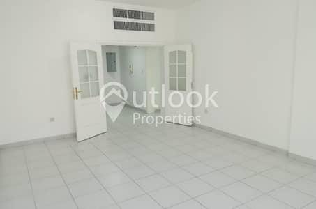 فلیٹ 2 غرفة نوم للايجار في شارع حمدان، أبوظبي - AMAZING 2BHK APARTMENT in HAMDAN STREET!