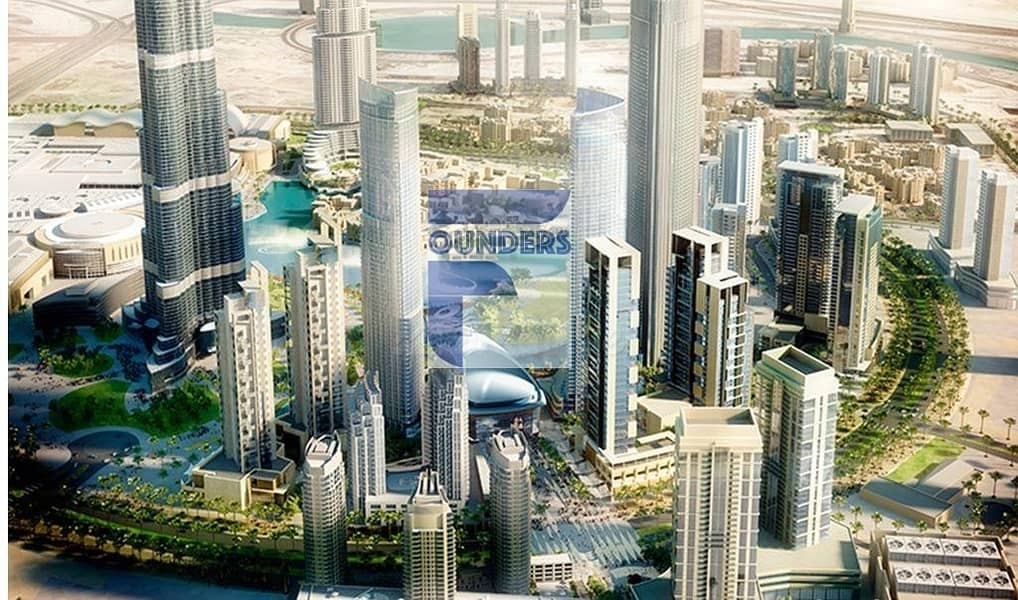 Breathtaking Views -  2 Bedroom Apartment  in Downtown Dubai