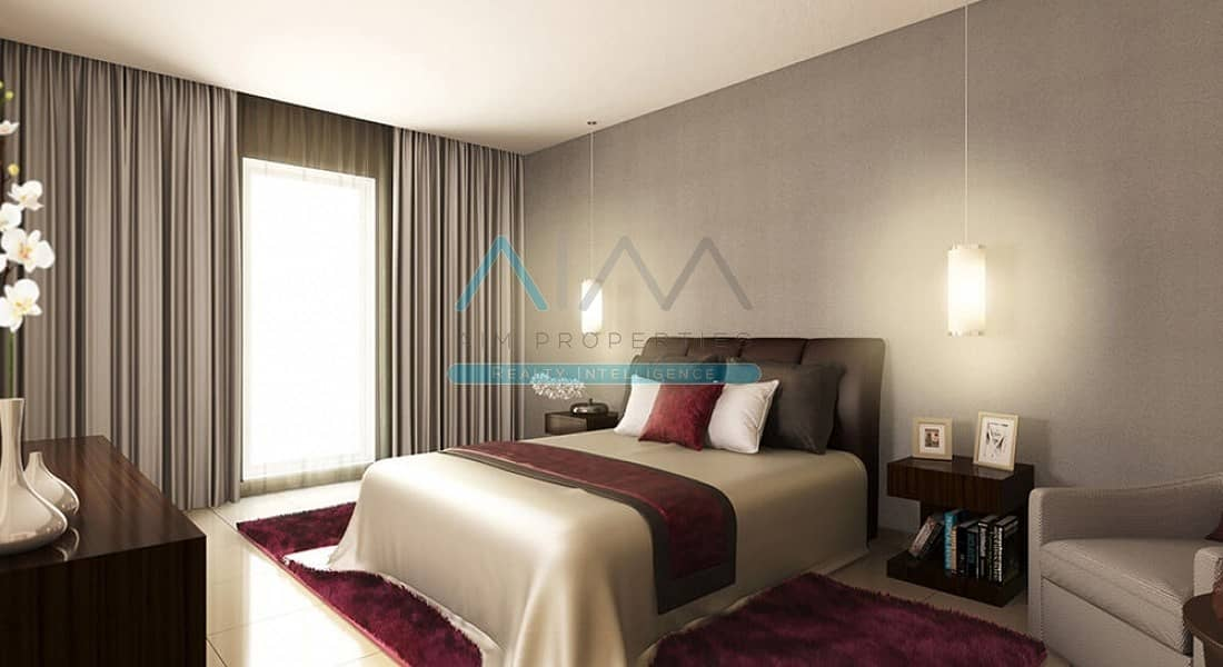 2 Luxury furnished apartments in the heart of the Expo 2020 hub