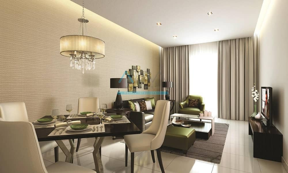 9 Luxury furnished apartments in the heart of the Expo 2020 hub