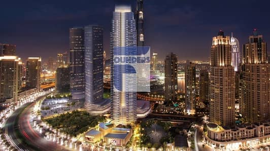 Luxurious 3 Bedroom for Sale in Opera Grand Downtown