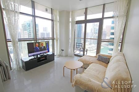 Furnished | 2 Bedrooms | Full Marina View