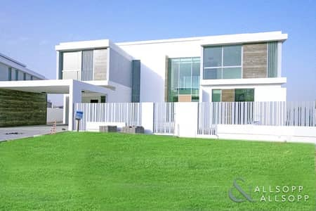 7 Bedroom Villa for Sale in Dubai Hills Estate, Dubai - 7 Beds | Rare B4 Modern | 16K Corner Plot