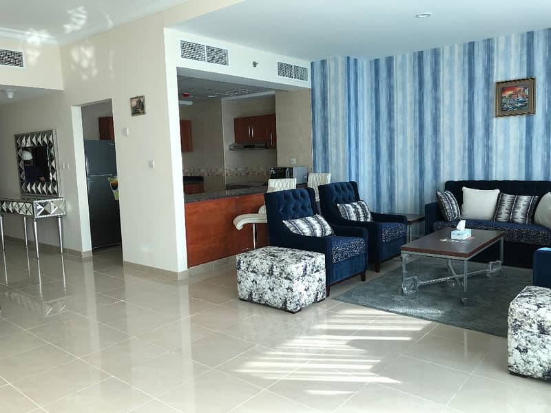 Special Ramadan Offer - 5% Discount in Ajman Corniche Residences Luxurious 2 Bedroom Hall w/sea view