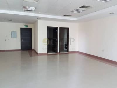 fitted office next to Metro station for rent in B bay