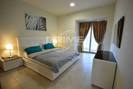 شقة 1 غرفة نوم للايجار في دبي مارينا، دبي - 1 BR | Partial Sea View | Higher Floor | Princess Tower