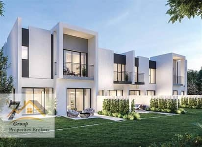 3 Bedroom Villa for Sale in Dubailand, Dubai - La Rosa at Villanova 3 to 4 Bed room townhouses On payment plan.