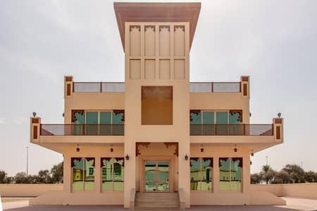 MAGNIFICENT ARABIC STYLE VILLA IN NAD AL SHEBA 4