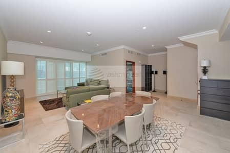 2 Bedroom Apartment for Sale in Dubai Marina, Dubai - Newly Upgraded 2BR Duplex in Marina Heights
