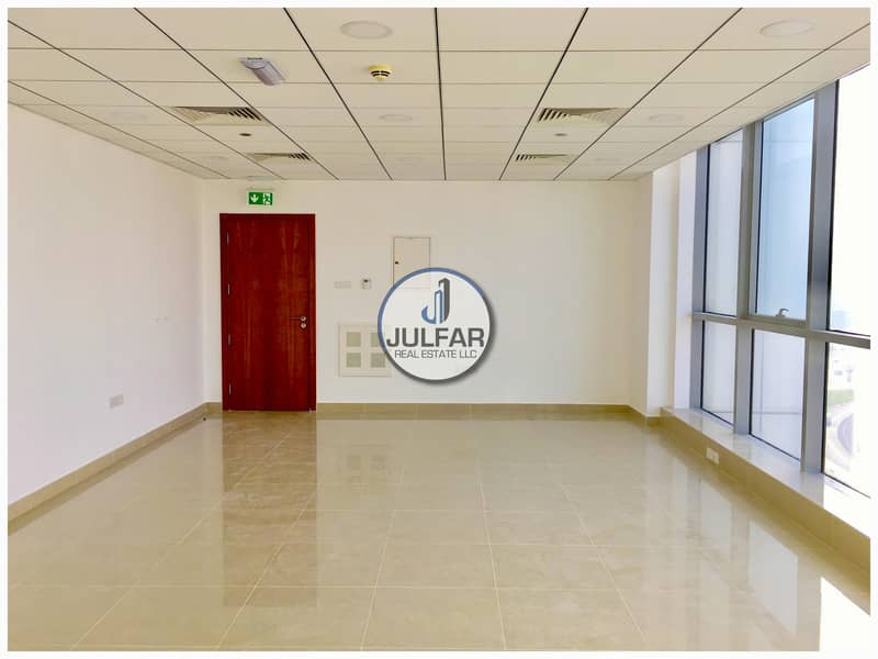 2 Mangrove Viiew Office Space in Julphar Tower - FOR SALE
