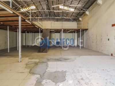 SPACIOUS WAREHOUSE FOR RENT IN AL KHABAISI DEIRA(DIRECTLY FROM  OWNER)