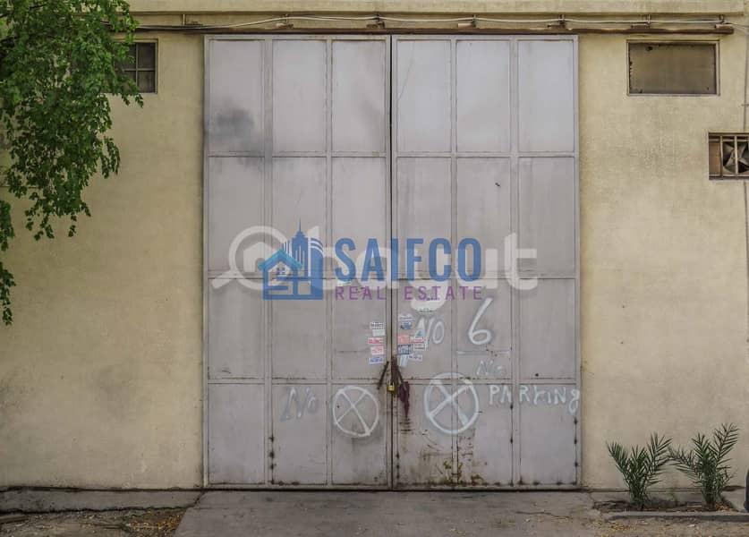 2 SPACIOUS WAREHOUSE FOR RENT IN AL KHABAISI DEIRA(DIRECTLY FROM  OWNER)