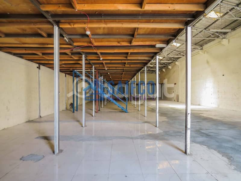 15 SPACIOUS WAREHOUSE FOR RENT IN AL KHABAISI DEIRA(DIRECTLY FROM  OWNER)