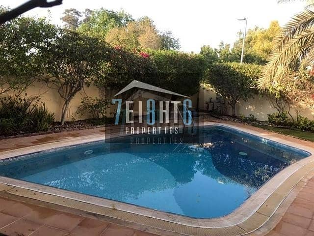 10  private s/pool and landscaped garden