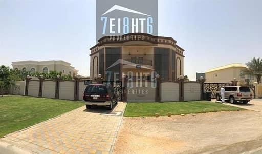 فیلا 7 غرف نوم للايجار في المنارة، دبي - Outstanding luxury: 7 b/r spacious high quality villa