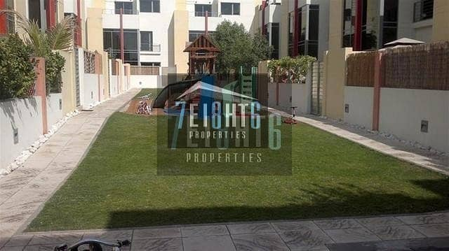 2 4 b/r modern contemporary design villa maids gym shared s/pool landscaped garden security