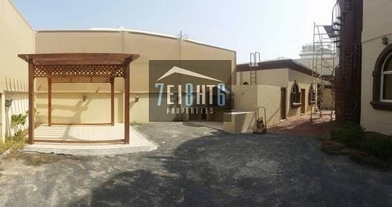 فیلا 5 غرفة نوم للايجار في المزهر، دبي - Stunning private s/pool and Lift: 5 b/r indep high quality luxury villa