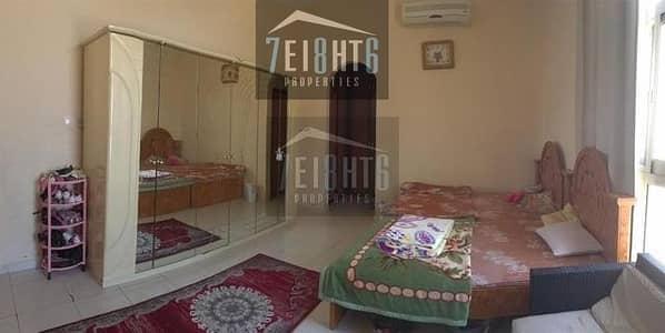5 Bedroom Villa for Rent in Al Mizhar, Dubai -  maids room and private landscaped garden