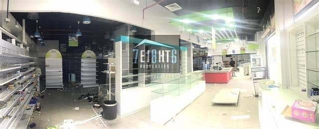 2 000 sq ft ground floor showroom for rent in Bur Dubai