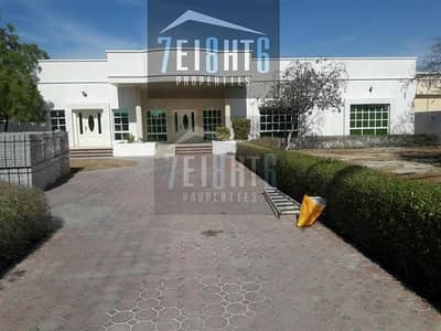 4 Bedroom Villa for Rent in Al Barsha, Dubai - Fully maintained villa: 4 b/r independent ground floor bungalow style villa