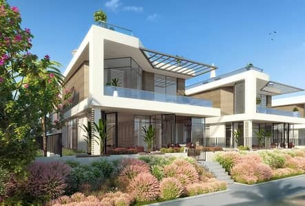 5 years payment plan with 5% Downpayment - 2 BDR Villa