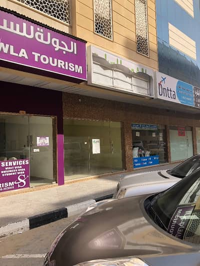 Shop for Rent in Bu Daniq, Sharjah - shops for rent great location in front of MEGA MALL
