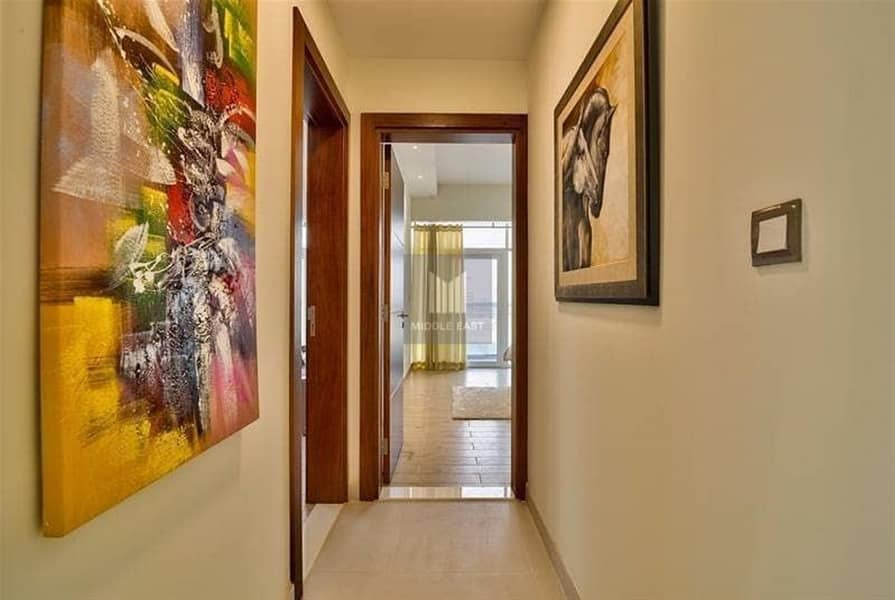 2 Amazing 2Bed With Park View For Rent JVT