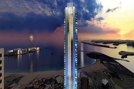 5 Bedroom Penthouse for Sale in Jumeirah Beach Residence (JBR), Dubai - Beachfront Penthouse   Panoramic seaview