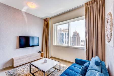 شقة 1 غرفة نوم للايجار في دبي مارينا، دبي - Great Superior1 Bedroom Apartment in Dubai Marina!