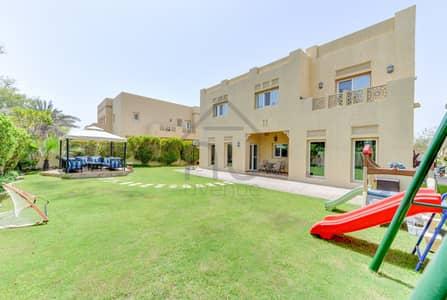 فیلا 4 غرفة نوم للبيع في المرابع العربية، دبي - Stunning 4BR Villa | Immaculate Condition