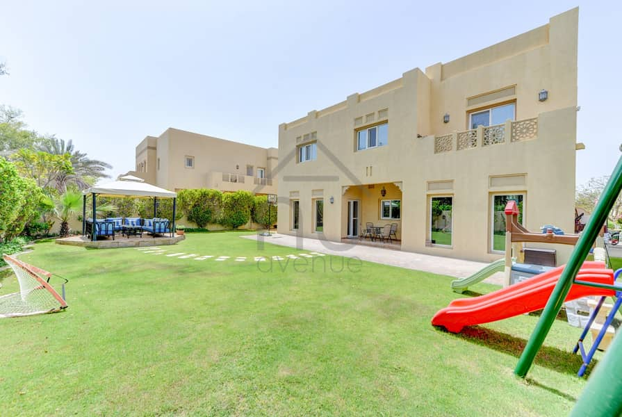 Stunning 4BR Villa   Immaculate Condition